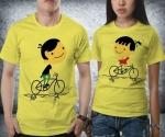 mv bike kuning