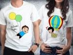mv love balloon putih