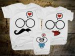 mv-Mustache Family putih